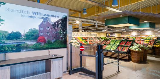 Edeka Kusenberg - mit eigenem Lebensmittel-Geschäft zurück in die Heimat